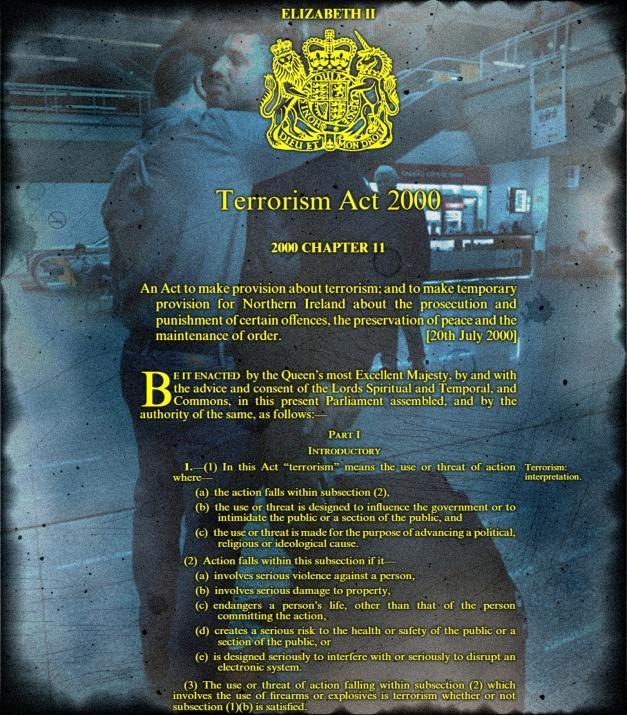 Greenwald Miranda Terrorism Act