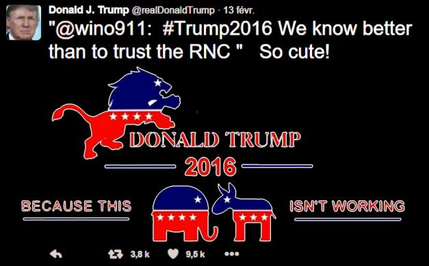 Trump tweet 2016 02 13
